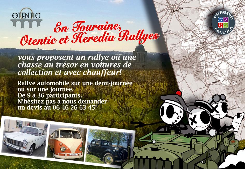 Otentic&Heredia Rallyes 2017